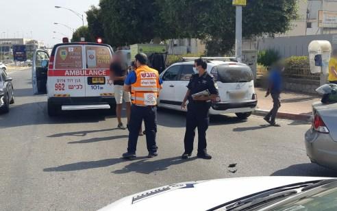 רוכב אופניים בן 28 נפצע בינוני בתאונה באשדוד