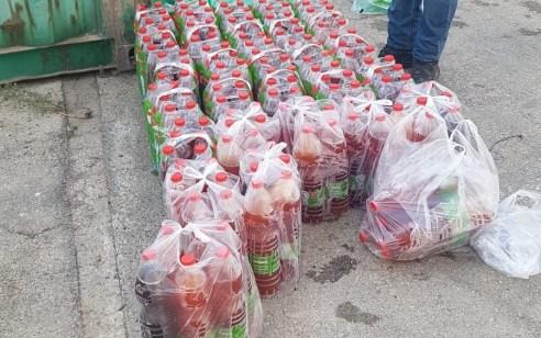 נחשפה מעבדה לייצור מיץ גת במכולת בלוד – 2 תושבי המקום נעצרו