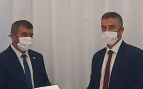 """שר החוץ האמירתי באיגרת אישית לשר החוץ אשכנזי: """"רוצים לפתוח שגרירות בתל אביב בהקדם האפשרי"""""""