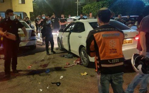 חשד לרצח בלוד: בן 42 נורה למוות – אדם נוסף נפצע קל