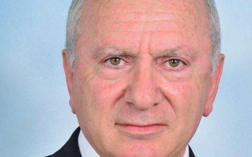 """סגן ראש השב""""כ לשעבר יצחק אילן נפטר מקורונה בגיל 64"""