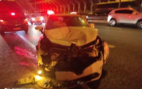 הגשם הראשון: למעלה מעשרה נפגעים בתאונות דרכים בירושלים