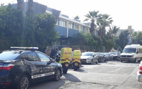 גבר כבן 23 נפצע קשה בקטטה בחיפה
