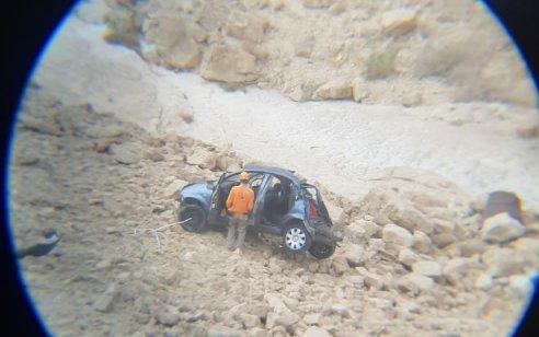 גופת אישה נמצאה ברכב סמוך למעלה עקרבים – מדובר בנעדרת רננה חורש