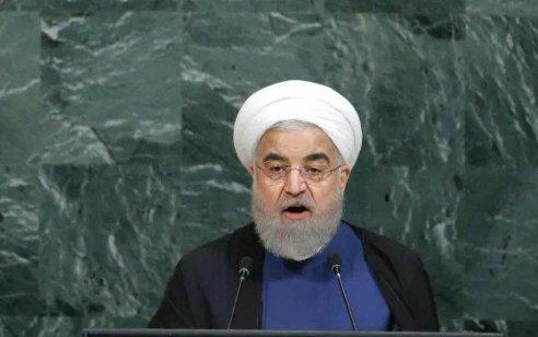 """נשיא איראן רוחאני: """"הממשל האמריקני הבא צריך לפצות על הטעויות שביצע ממשל טראמפ"""""""