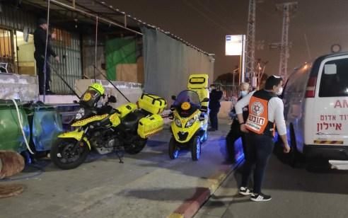 """המשטרה עצרה הלילה בת""""א תושב העיר בחשד שדקר למוות נתין זר עמו מסוכסך"""
