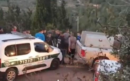 הרוג בן 28 ופצוע קשה בתאונה בגליל העליון