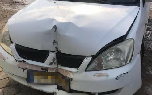 תושב טירה נתפס לאחר שנהג ללא רישיון נהיגה, בהשפעת סמים והתנגש בעמוד