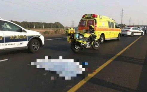 רוכב אופנוע בן 18 נהרג בתאונה סמוך למחלף דב הוז בחולון