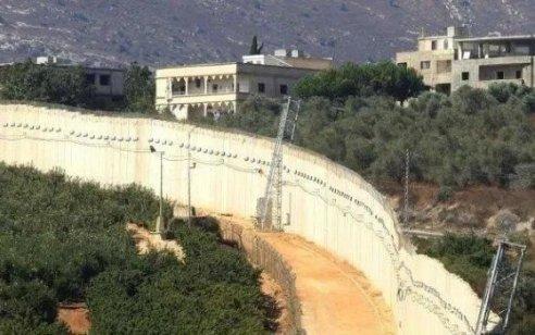 """ארבע חשודים התקרבו לגדר מול היישוב מנרה – צה""""ל ירה לכיוונם והם ברחו"""