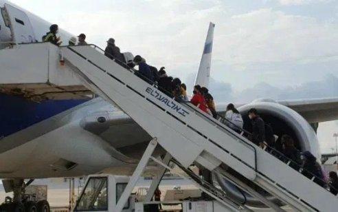 החל מהשעה 22:00 מי שיגיע לישראל יחויב בבידוד במלוניות