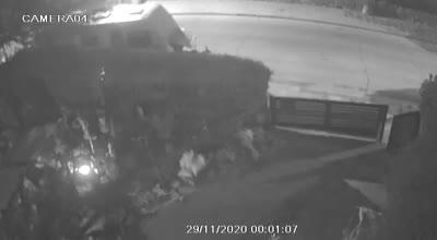 אריה שיף שירה למוות בפורץ בערד הואשם בהמתה בקלות דעת | תיעוד האירוע