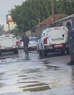 """שני שוטרים נפצעו במהלך אכיפה של צוותי מג""""ב בלוד – 5 חשודים נעצרו"""