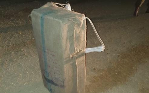 גבול מצרים: סוכל ניסיון הברחה של סמים בשווי מליוני שקלים
