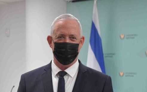 """שר הביטחון גנץ החליט בהמלצת הרמטכ״ל על הוצאת גלי צה""""ל ממערכת הביטחון"""