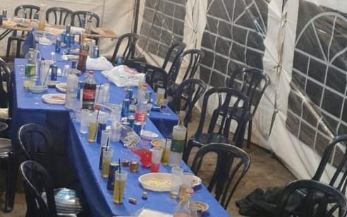 """שתי מסיבות עם עשרות משתתפים אותרו באשדוד – 38 דו""""חות נרשמו"""