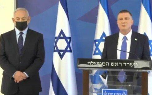 נתניהו ואדלשטיין הכריזו על משלוח גדול של חיסונים שיגיע לישראל | צפו