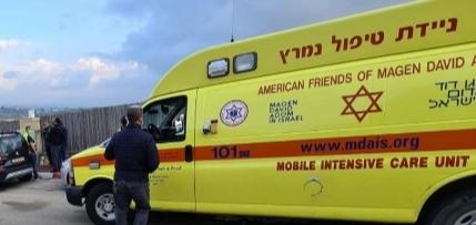 פעוט בן 3 נהרג בתאונת דרכיםסמוך ללוד