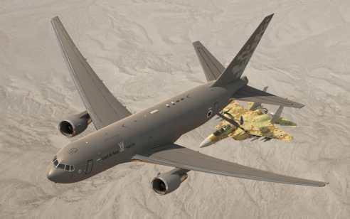 תכנית ההצטיידות במשרד הביטחון: נחתם ההסכם הראשון לרכש 2 מטוסי תדלוק