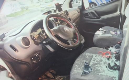 קטין מאזור המרכז נעצר הלילה בחשד לגרימת נזק לעשרות כלי רכב בחולון