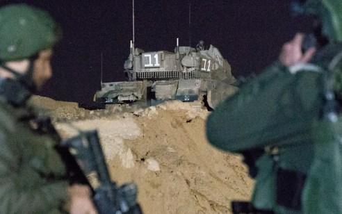 """בעקבות תקרית הירי בחטיבת הנח""""ל: הוחלט על עוצר בטיחות בכל יחידות היבשה"""