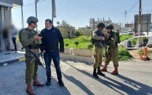 כוחות הביטחון עצרו את המחבל החשוד בביצוע ניסיון פיגוע הדקירה בצומת יצהר