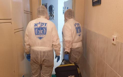 גופת גבר כבן 60 נמצאה מוטלת בדירה בקרית גת במצב ריקבון