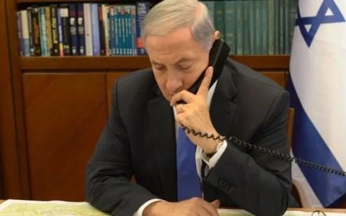 ראש הממשלה בנימין נתניהו שוחח הערב לראשונה עם סגנית נשיא ארה״ב קמלה האריס