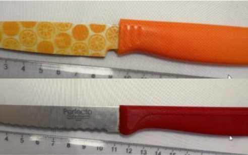 """כתב אישום הוגש לבית משפט השלום בראשל""""צ כנגד תושב לוד שניסה לדקור את שכנתו בסכין"""
