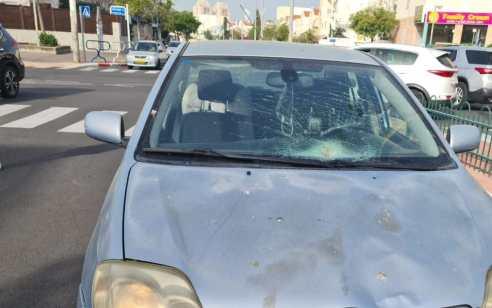 הולכת רגל כבת 65 נפגעה מרכב באשדוד – מצבה בינוני