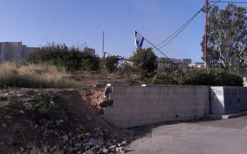 הטרור הערבי בירושלים: אנדרטת הצנחנים בירושלים הושחתה הלילה