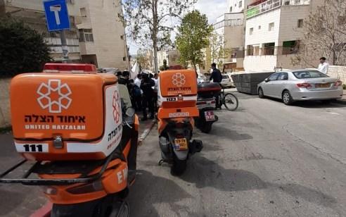 חשד לפגע וברח בירושלים: בן שנתיים נפגע מרכב – מצבו בינוני עד קשה