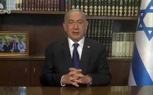 נתניהו בוועידת האקלים: ״עד שנת 2025 ישראל תפסיק להשתמש בפחם לייצור אנרגיה״