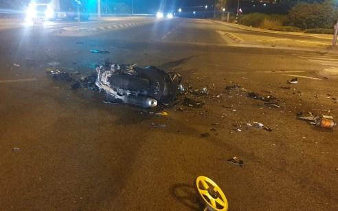 לילה קטלני בכבישים: שני רוכבי אופנוע נהרגו בתאונות דרכים באזור גדרה ועפולה