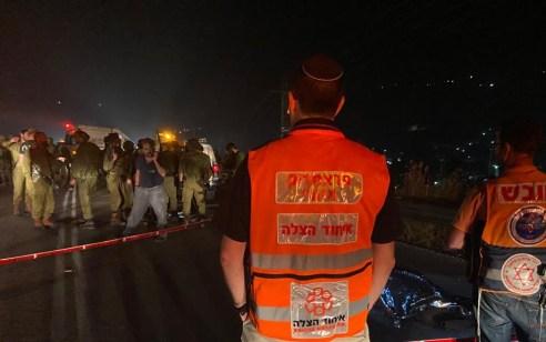 פיגוע ירי בשומרון: 2 חיילים נפצעו בינוני – המחבל חוסל