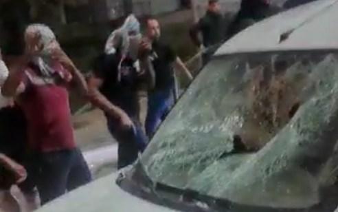 """יהודי נפצע בינוני עד קשה כשהותקף ע""""י ערבים בטמרה"""