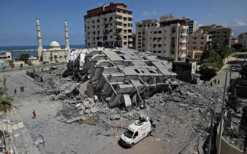 """הותר לפרסום: במבצע של צה""""ל ושב""""כ סוכלו בכירים ב״פורום המטה הכללי״ של חמאס"""