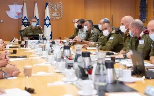 על רקע ההסלמה בירושלים והדרום: הקבינט מדיני ביטחוני יתכנס בעוד כשעה