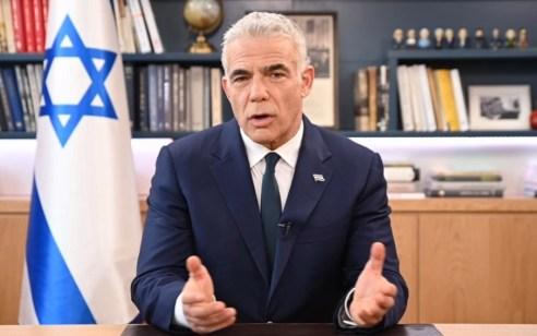 ביקור היסטורי: שר החוץ יאיר לפיד יטוס בשבוע הבא לביקור רשמי באיחוד האמירויות