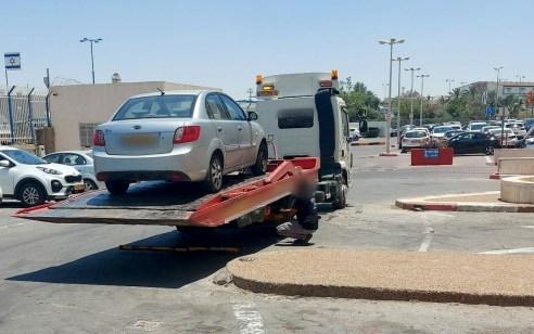 נהגת שמעולם לא הוציאה רישיון נהיגה נתפסה נוהגת בשכרות