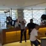 משליכים כיסאות על העובדים: קטטה בין מספר אורחים לעובדי מלון בירושלים – 7 נעצרו