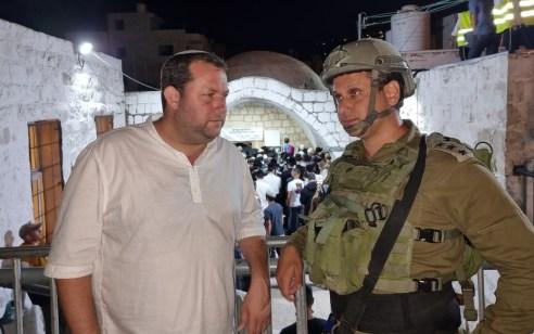 מעל 3000 בני אדם נכנסו לקבר יוסף בצל הגבלות הקורונה