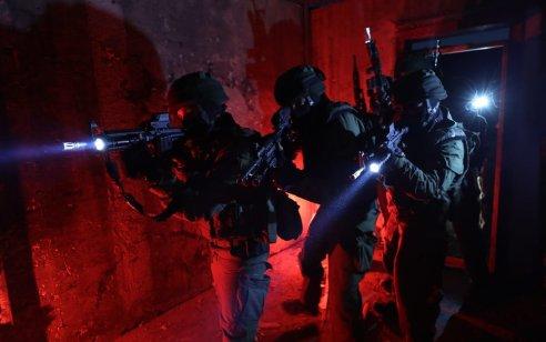 """מסתערבי מג""""ב ניטרלו 6 מחבלים בג'נין שסיכנו את חייהם, ירו לעברם והשליכו מטעני חבלה רבים"""