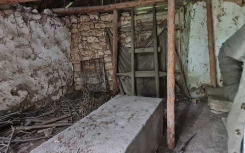 תגלית היסטורית: במהלך שיפוץ בית עלמין נמצא חדר הטהרה העתיק של רשקוב