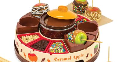 Caramel Apple Tray