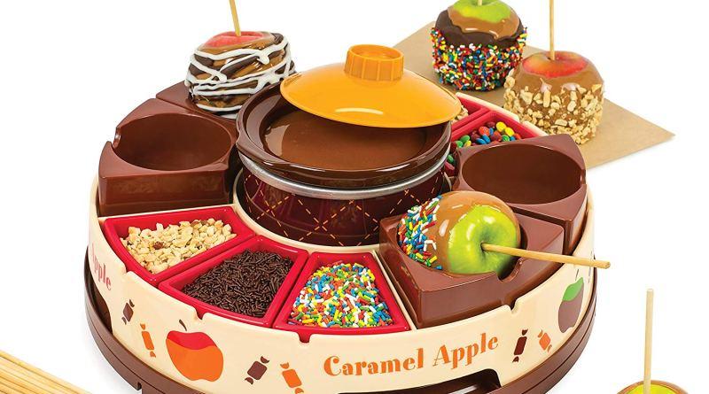 Caramel Apple Tray