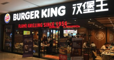 Burger King CHina