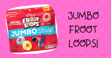 Jumbo Froot Loops