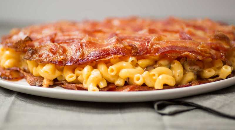 Bacon Macaroni