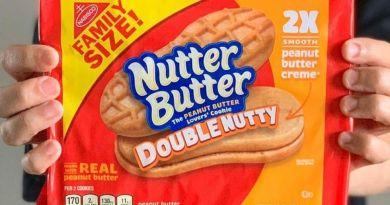Nutter Butter Double